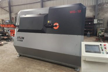 automatic and cnc power 2D steel wire bending machine