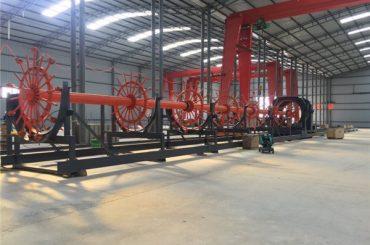 निर्माण ढेर पिंजरे वेल्डिंग मिसिन सीम welder आईएसओ संग