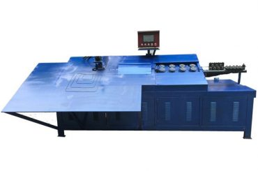 full automatic cnc control 2D wire bending machine price
